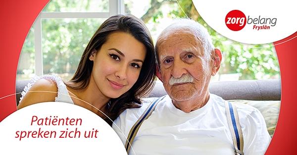 Website Patienten Spreken Zich Uit Oudere Enjongere